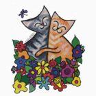 Studio Burke Kitty Hugs Gear! by Studio Burke