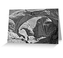 Arches within Arches Greeting Card
