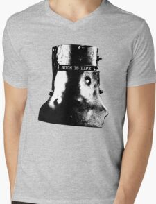Ned Kelly Such is life Mens V-Neck T-Shirt