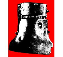 Ned Kelly Such is life Photographic Print