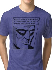 You Probably Think This Tee is About You. Tri-blend T-Shirt