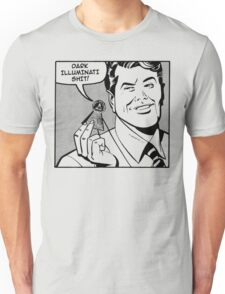 Dark Illuminati Shit. T-Shirt