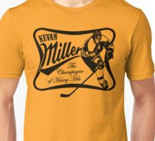 Kevan Miller Time (Bruins) - Fanned Shots Sports Apparel Unisex T-Shirt