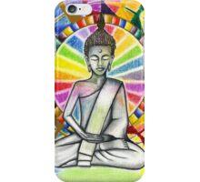 Colourful Buddha iPhone Case/Skin