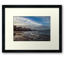 Beach Afternoon Framed Print