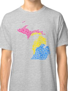 michigan panhearts Classic T-Shirt