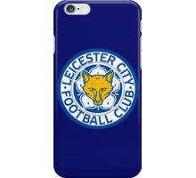Champions Premier League 2015-2016 Leicester city iPhone Case/Skin