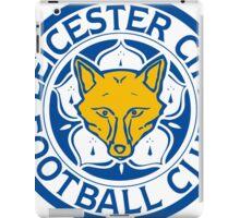 Champions Premier League 2015-2016 Leicester city iPad Case/Skin