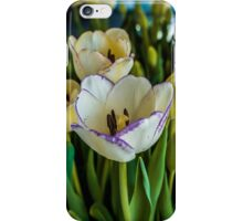 EARLY SPRING TULIPS iPhone Case/Skin
