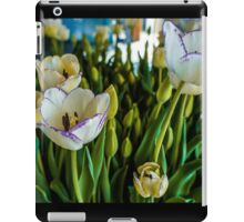 EARLY SPRING TULIPS iPad Case/Skin