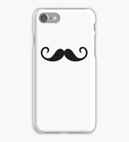 Moustache!  iPhone Case/Skin