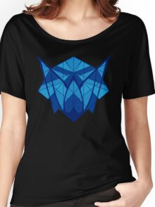 Triceratops Head Women's Relaxed Fit T-Shirt