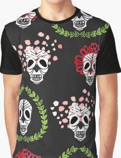 Skull.Halloween gift. Graphic T-Shirt
