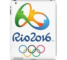 Rio 2016 Olympic Games iPad Case/Skin