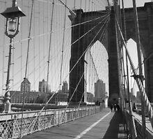 Brooklyn Bridge: Angles by Sohvi