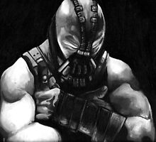 Bane by SpaceWaffle