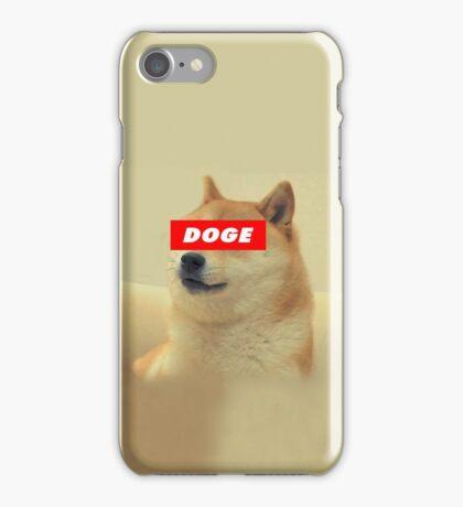 Supreme Doge phone case iPhone Case/Skin