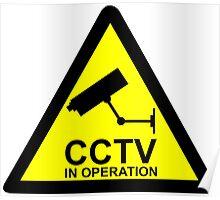 CCTV Notice Poster
