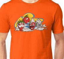 Cream Party with Strawberries Unisex T-Shirt