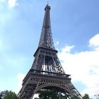 Eiffel Tower in Paris by stine1