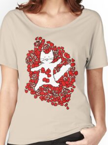 American Fluffy Women's Relaxed Fit T-Shirt