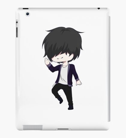 Chibi Jeikat iPad Case/Skin