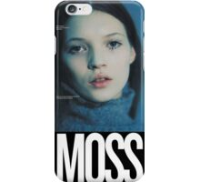 'Moss' Print iPhone Case/Skin