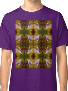 Agapanthus Macro Pattern Classic T-Shirt