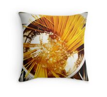 Comfort Food: Spaghetti Throw Pillow