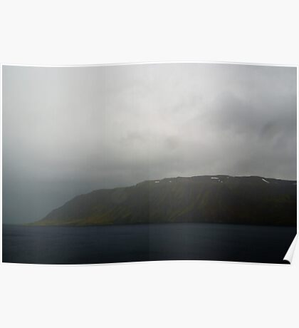 In the mist Poster