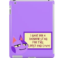 For A Lousy Shirt iPad Case/Skin