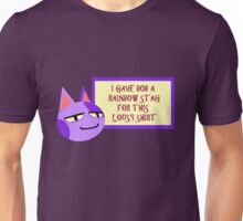 For A Lousy Shirt Unisex T-Shirt