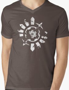 Time Gear - Pokemon Mystery Dungeon Mens V-Neck T-Shirt