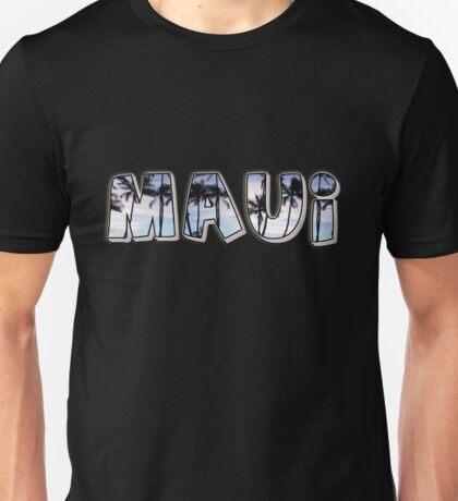 Maui Unisex T-Shirt