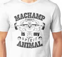 Machamp Spirit Unisex T-Shirt