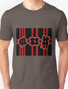 Geometrical abstraction Unisex T-Shirt