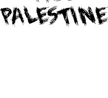 Free Palestine by mralan