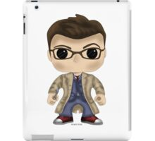 Dr Who Tennant iPad Case/Skin