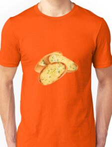 Garlic Bread Unisex T-Shirt