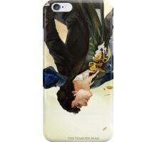 SHERLOCK-THE HANGED MAN iPhone Case/Skin