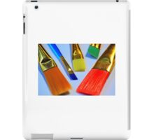 Art Brushes iPad Case/Skin