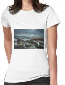 Bondi Storm Womens Fitted T-Shirt