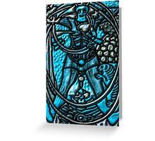 Tarot 0.- The Fool  Greeting Card