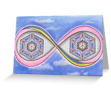 Infinite Greeting Card