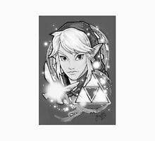 Legend Of Zelda Tattoo B&W Unisex T-Shirt