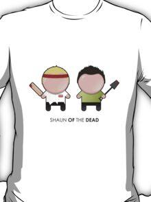 Shaun and Ed/ Shaun of the Dead T-Shirt