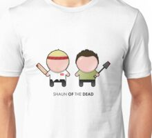 Shaun and Ed/ Shaun of the Dead Unisex T-Shirt