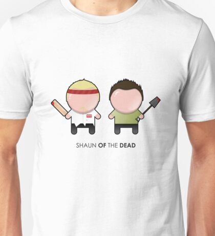Shaun and Ed/ Shaun of the Dead Unisex T-Shirt