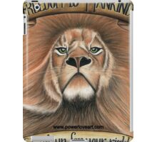 F.T.M Lion of Freedom iPad Case/Skin