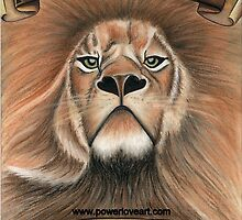 F.T.M Lion of Freedom by Francesca Love Artist